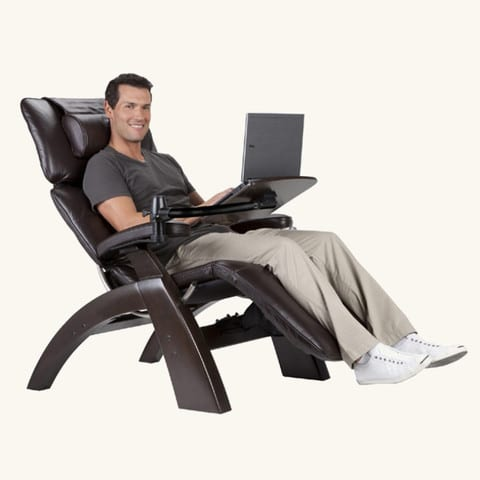 A Massage chair is perfect for a busy person