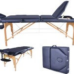 BestMassage Black Reiki Portable Massage Table review