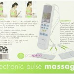 Prospera Electronic Pulse Massager review