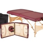 Earthlite Harmony DX Portable Massage Table Package Review