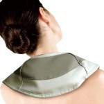 Iliving ILG-916 Neck and Shoulder Tapping Massager with Heat, Beige Reivew