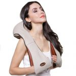 Five Star FS8801 Shiatsu Kneading Neck Shoulder Body Massager with Heat for Home Office Car Review