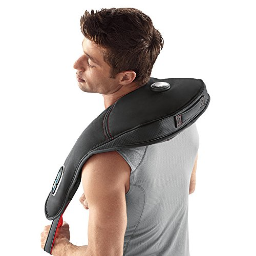Neck & Shoulder Sport Massager with Heat