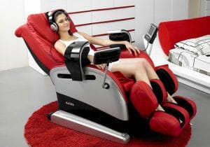 Best Massage Chair Reviews on the Market 2017 Comprehensive Guide