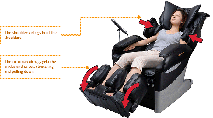 consumers guide best massage chair 2