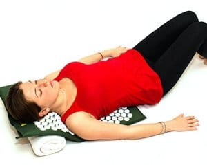 Nayoya Acupressure Mat for At Home Back Pain
