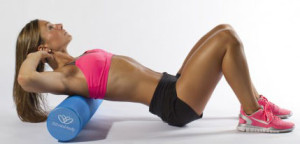Foam Roller for lower Back pain