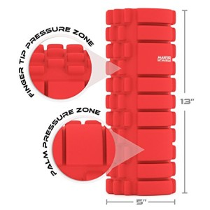 Master of Muscle™ Mauler Foam Roller size