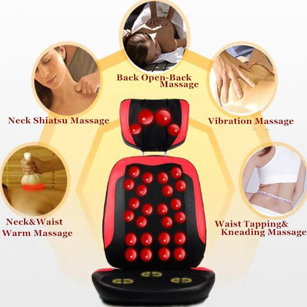 Benefits of Massage Cushions