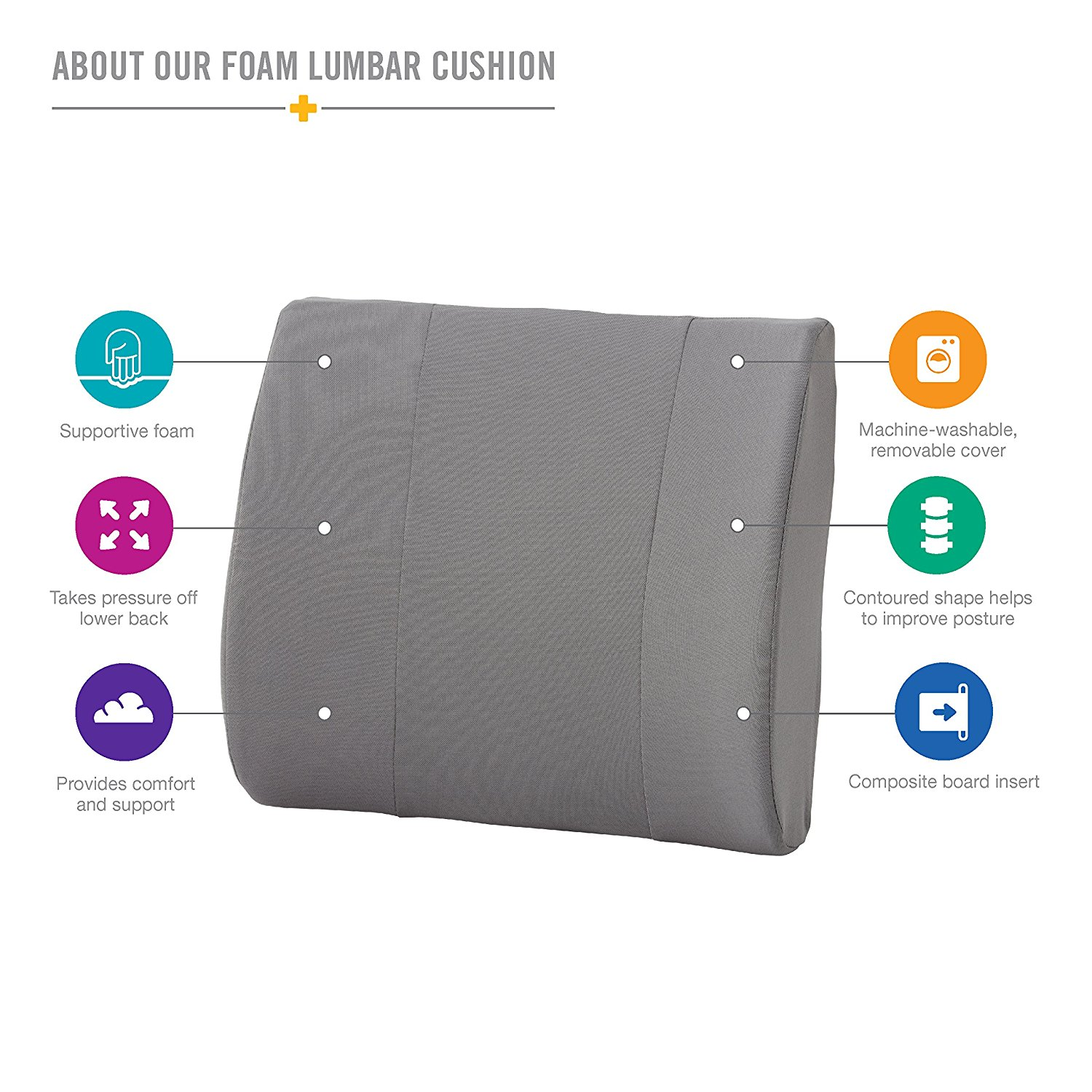 best lumbar cushion