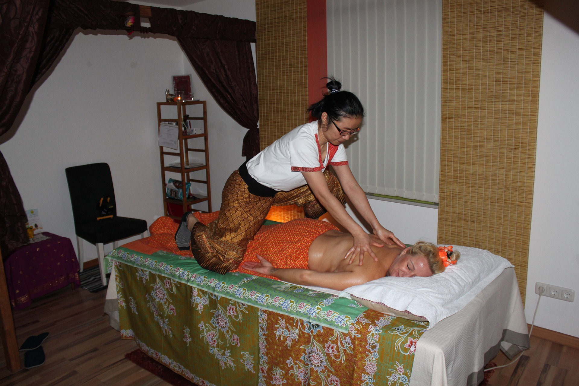 the benefits of thai massage