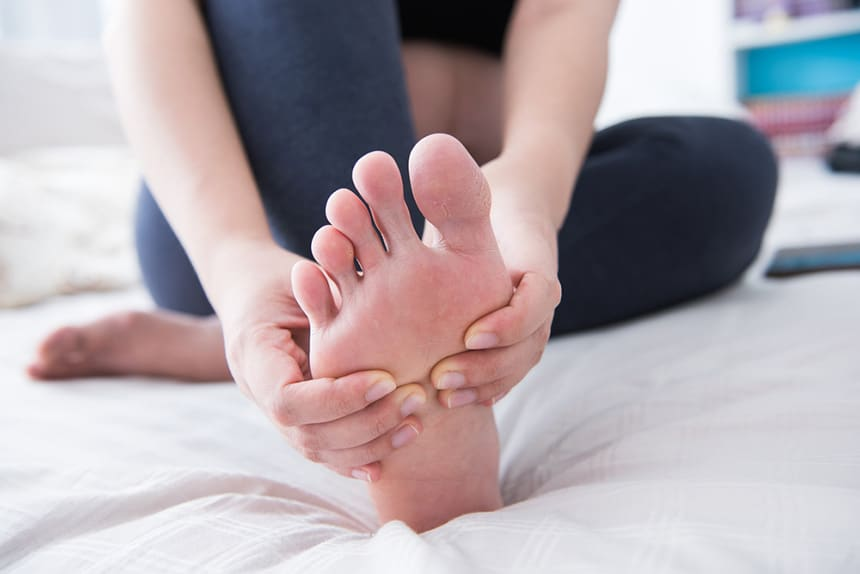 benefits of foot massage pressure points