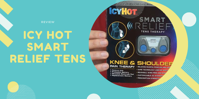 Icy Hot Smart Relief Tens
