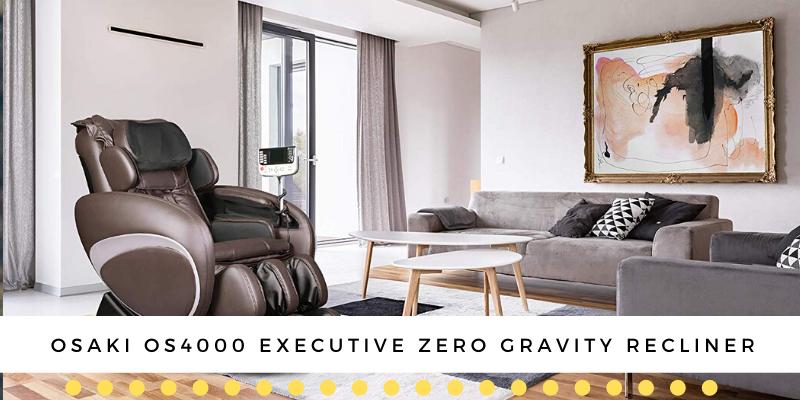 Osaki OS4000 Executive Zero Gravity Recliner Review