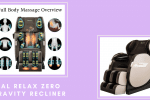 Real Relax Zero Gravity Recliner